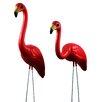 PinkInc. Flamingo Garden Stake (Set of 3)