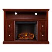 Wildon Home ® Faulkner TV Stand with Electric Fireplace