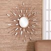 Wildon Home ® Tribeca Starburst Wall Mirror