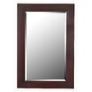 Wildon Home ® Woodley Wall Mirror