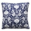 Wildon Home ® Ikat Throw Pillow (Set of 2)