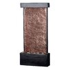 Wildon Home ® Copper and Resin Falling Water Fountain with Light