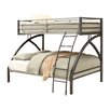 Wildon Home ® Twin over Full Bunk Bed