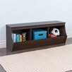 Wildon Home ® Stackable 3 Bin Storage Cubby