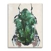 Wildon Home ® June Bug by Kate Roebuck Painting Print on Canvas