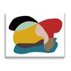 Wildon Home ® Color Block Series V by New Era Graphic Art on Wrapped Canvas