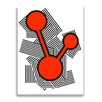 Wildon Home ® 'Nodule I' by New Era Graphic Art on Wrapped Canvas