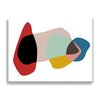 Wildon Home ® 'Color Block Series III' by New Era Graphic Art on Wrapped Canvas