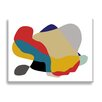 Wildon Home ® Color Block Series VI by New Era Graphic Art on Wrapped Canvas