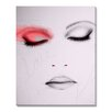 "Wildon Home ® ""Scarlet"" by Leigh Viner Painting Print on Canvas"