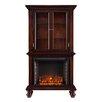 Wildon Home ® Suttonfield Curio Electric Fireplace