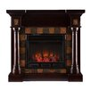 Wildon Home ® Clark Convertible Slate Electric Fireplace