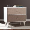 Wildon Home ® Anywhere 2 Drawer Accent Chest