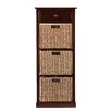 Wildon Home ® Khoury 3-Basket Storage Tower