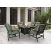 Wildon Home ® Carson Arm Chair with Cushions (Set of 2)