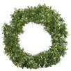 Wildon Home ® Fantacy Glitter Pine Wreath