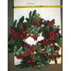 Wildon Home ® Llex and Pine Berry Wreath