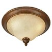 Wildon Home ® Sycamore 3 Lights Flush Mount