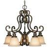 Wildon Home ® Cambridge 5 Light Chandelier
