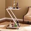 Wildon Home ® Venice Serving Cart