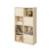 """Wildon Home ® 41.7"""" Cube Unit Bookcase"""