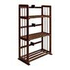 """Wildon Home ® 34"""" Standard Bookcase"""
