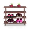 Wildon Home ® 4-Tier Shoe Rack