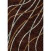 Wildon Home ® Cassidi  Brown Area Rug