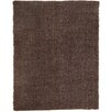 Wildon Home ® Hand-Woven Chocolate Area Rug