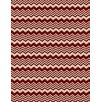 Wildon Home ® Danithy  Red Area Rug