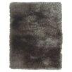 Wildon Home ® Alixe  Hand-Tufted Dark Gray Area Rug
