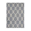 Wildon Home ® Alyssia Hand-Tufted Grey Area Rug