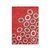 Wildon Home ® Andrel  Hand-Tufted Red Area Rug