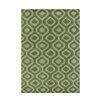 Wildon Home ® Alph  Hand-Tufted Green Area Rug