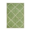 Wildon Home ® Alpha  Hand-Tufted Green Area Rug