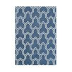 Wildon Home ® Akakia  Hand-Tufted Blue Area Rug