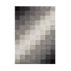 Wildon Home ® Aife Hand-Tufted Black/Grey Area Rug