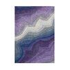 Wildon Home ® Anda  Hand-Tufted Purple Area Rug