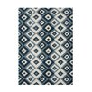 Wildon Home ® Aman Hand-Tufted Orion Blue Area Rug