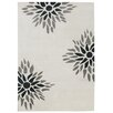 Wildon Home ® Amorie  Hand-Tufted Off-White Area Rug