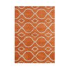 Wildon Home ® Adama  Hand-Tufted Apricot Orange Area Rug