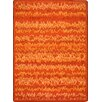 Wildon Home ® Crystaly  Orange Area Rug