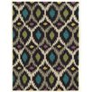 Wildon Home ® Amairany Hand-Tufted Grey/Ivory Area Rug