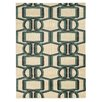 Wildon Home ® Claressa Grey/Turquoise Area Rug