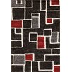 Wildon Home ® Cadoh Black/Red Area Rug
