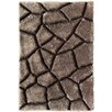 Wildon Home ® Clarey Hand Carved Stone Gray Area Rug