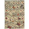 Wildon Home ® Gypsy Abstract Ivory/Multi Area Rug