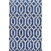 Wildon Home ® Akulah  Hand-Tufted Blue Area Rug