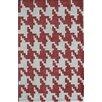 Wildon Home ® Aneeta  Hand-Tufted Red Area Rug