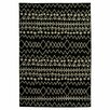 Wildon Home ® Aydrian Black Area Rug
